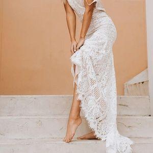 Lulu's Dresses - Lulu's Flynn Maxi